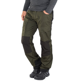 Pinewood Himalaya Extrem Pants Men Moosgreen/Black